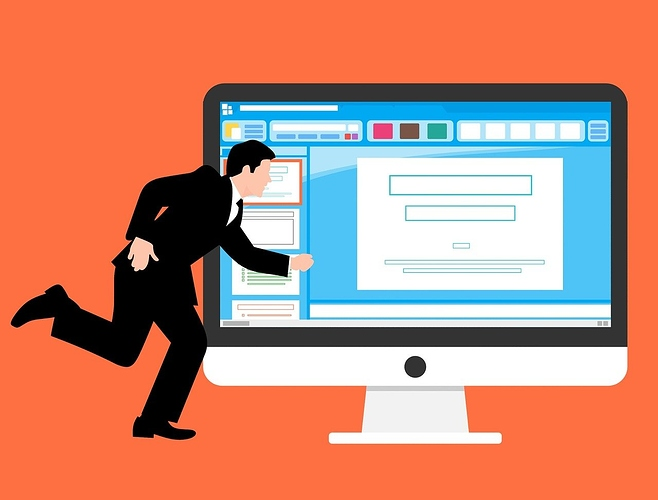 Don't Depend On A Free Website Builder